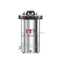18L 24L High Pressure 304 Stainless Steel  Portable Autoclave Sterilizer