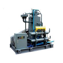 Безмасляный компрессор фторэтиленового компрессора высокого давления