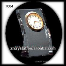 Wonderful K9 Crystal Clock T004