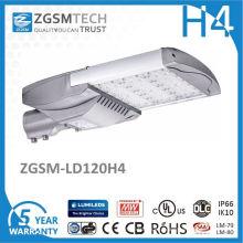Lumiled Luxeon 3030 LED Chip 40W 80W 120W 160W 200W LED luz de calle IP66 Ik10