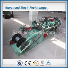 Positive and negative twisted barbed wire machine for sale