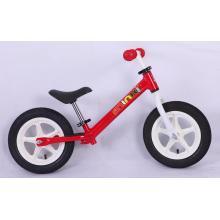 Llantas de aleación de aleación Kids Balance Bike Primera bicicleta Running Bike