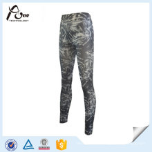 Moisture Wicking Sublimation Running Tights