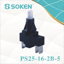 Soken Push Button Switch PS25-16-2b-5