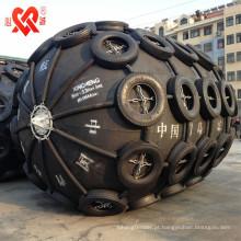 tipo yokohama pneumático fender de borracha marinho