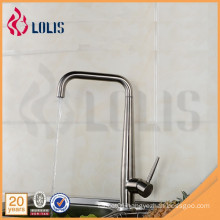 FDS8 SS Handle Spout Kitchen Stainless Steel Tap Wholesale