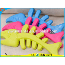 Hot Item Cute Design High Quality Colorful Fishbone Pet Toys