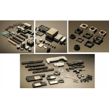 Acoustic and Optical plastic Products injection molds