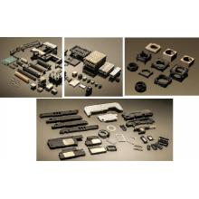 Moldes de inyección de productos plásticos ópticos y acústicos