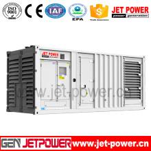 Doosan Silent Standby Diesel Generator 450kw 563kVA