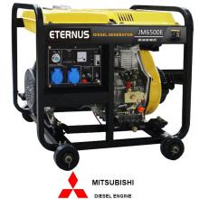 Villa Cummins Engine Generator Set (BM6500XE)