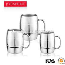 customized design plastic cup with carabiner