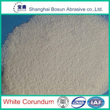 abrasive white aluminum oxide sand, white aluminum oxide for abrasives, wholesale white aluminum oxide grain