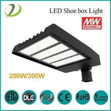 300W Motion Sensor Led Shoe Box Light