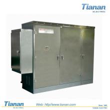 7.2 - 12 kV YB6 Series Substation