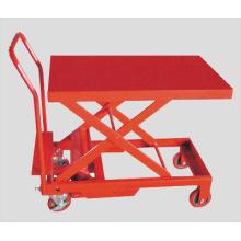 Carrinho de mesa hidráulica (T70201-T70202)