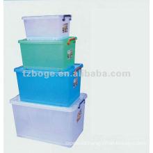 hot sale plastic storage box mould