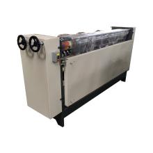 Good quality cardboard rotary creaser slitter machine for box making