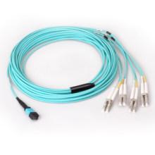 0,9 mm Sc Multimode Fibre Optique Pigtail / Sc Singlemode Fibre optique Pigtail