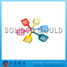 molde plástico da pá da venda quente, modelagem por injecção da pá, molde plástico do produto do agregado familiar