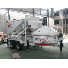 Ready Mixed Mini Small Mobile Concrete Batching Plant for Sale