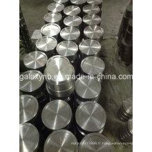 Cible en alliage de titane de haute qualité sur mesure