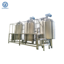 5BBL 10BBL Stainless steel Beer brewery brewing equipment