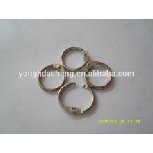Liga de zinco prático de alta qualidade die cast metal ring