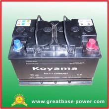 Bateria Auto da África do Sul 657-12V66ah