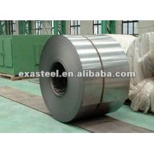 Feuille aluminisée en zinc