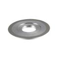 Un centro de níquel Dicing lámina de silicio