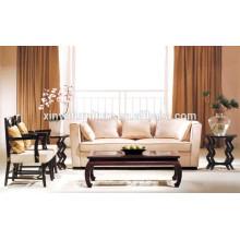 Living room reception wooden sofa XYN1060