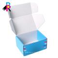 El logotipo personalizado de lujo rentable de China imprimió la caja de envío al por mayor