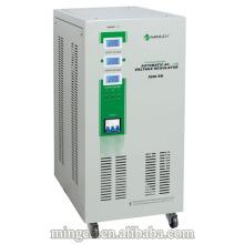 Personalizado Jsw-9k Tres fases de la serie Precisa purificar el regulador de voltaje / Estabilizador
