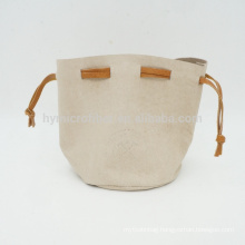 Promotional high quality handmade women gift leather bag