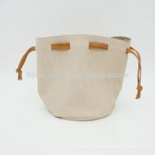 Promocional de alta qualidade artesanal mulheres presente bolsa de couro