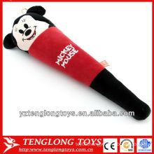 Soft cartoon mickey mouse plush massage sticks