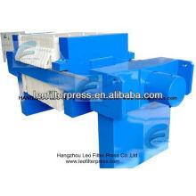 Kleine manuelle Filterpresse für Ahornsirup