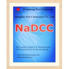 Натрий Dichloroisocyanurate Бассейн Дезинфицирующее (NaDCC)