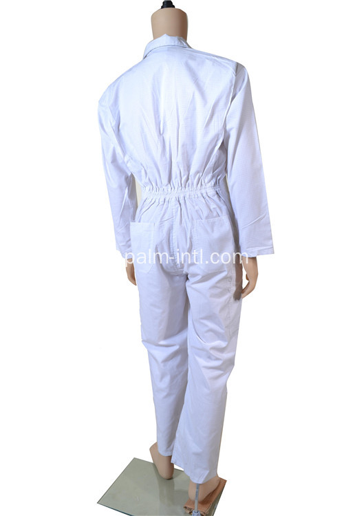 Polyester Baumwolle Anti-Statik Coverall