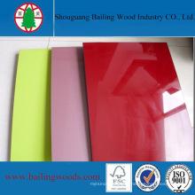 China Fábrica de MDF de rayos UV