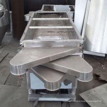 Tamiz cuadrado de la serie de 2017 FS, coctelera de tamiz mecánica de los SS, malla del tamiz del acero inoxidable de múltiples capas