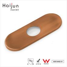 Haijun China Artículos nuevos Hermoso baño 160MM Faucet Deck Plate