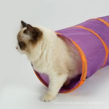 Novo Design Portátil Engraçado Pet Play Brinquedos Para Pequeno Cão Gato Túnel Brinquedo
