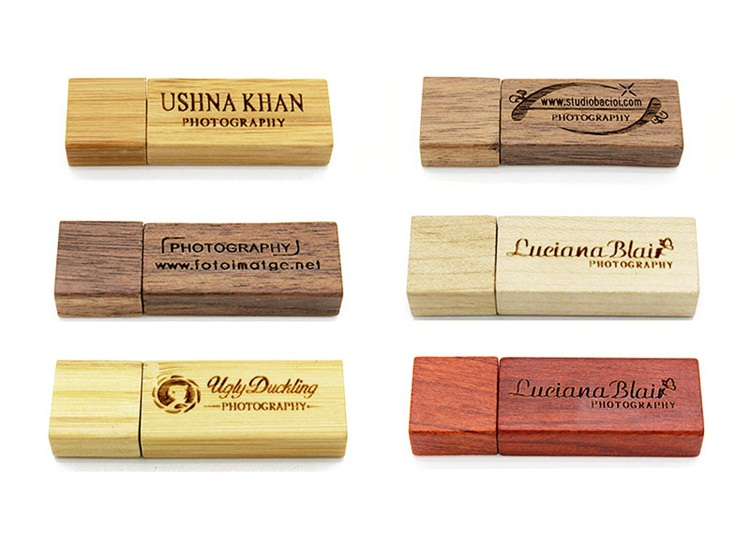 Bulk Wood Usb Flash Drive