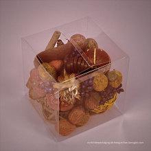 Benutzerdefinierte PP Geschenkbox für Pralinen (Süßigkeiten Verpackung)