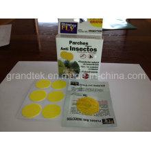 100% Natural Citronella Oil Anti Mosquito Patch