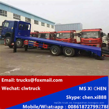 50tons piernas hidráulicas 50tons cargador carro del Cargo