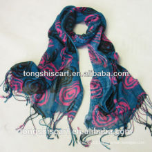 scarf printing Tongshi supplier online shopping 100% viscose scarf