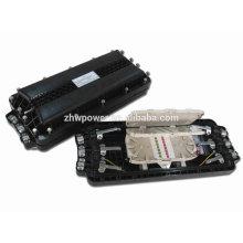 Type horizontal PC 3in3out 96 cœurs fibre Câble optique Fermeture d'épissure